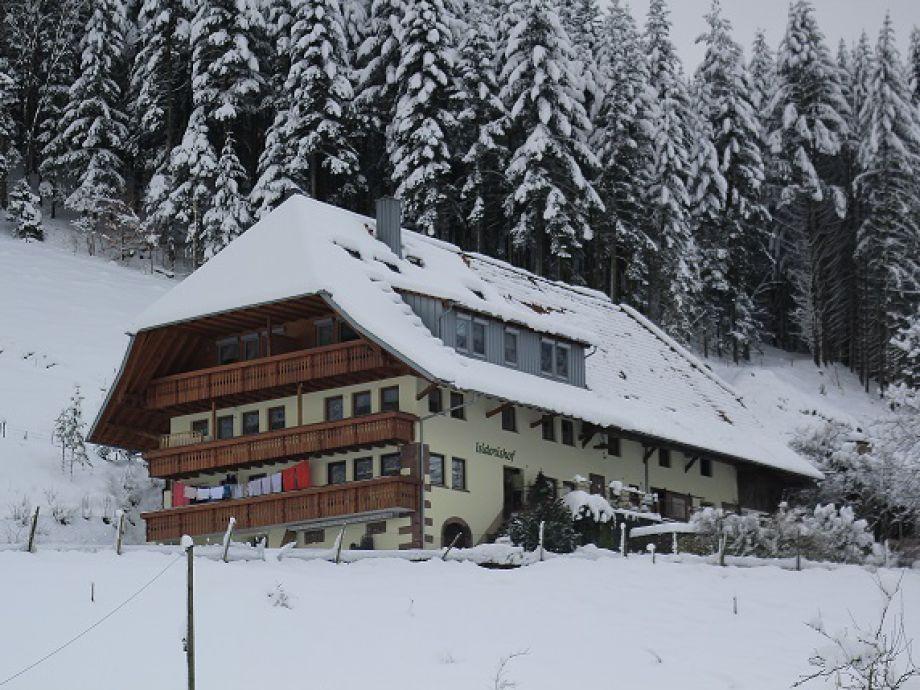 Isidorishof bei Winter