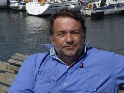 Ihr Gastgeber Michael Hubner