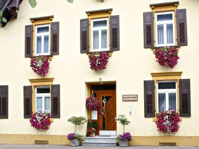 Altes Forsthaus Ferienwohnung Bianca