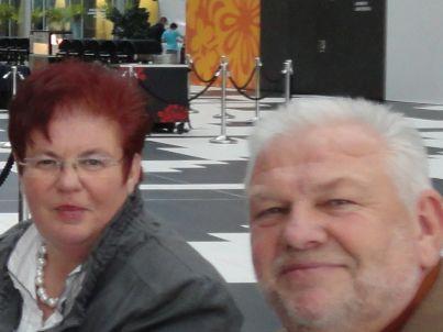 Ihr Gastgeber Günther und Hiltrud Nelles