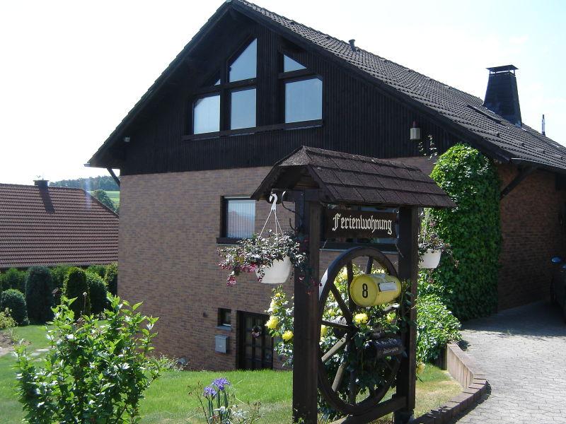 Ferienwohnung im Gästehaus Nelles