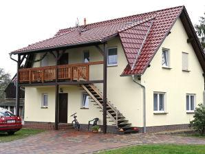 """Ferienwohnung Nr. 4 im Ferienhaus """"Am Gurkenradweg"""""""