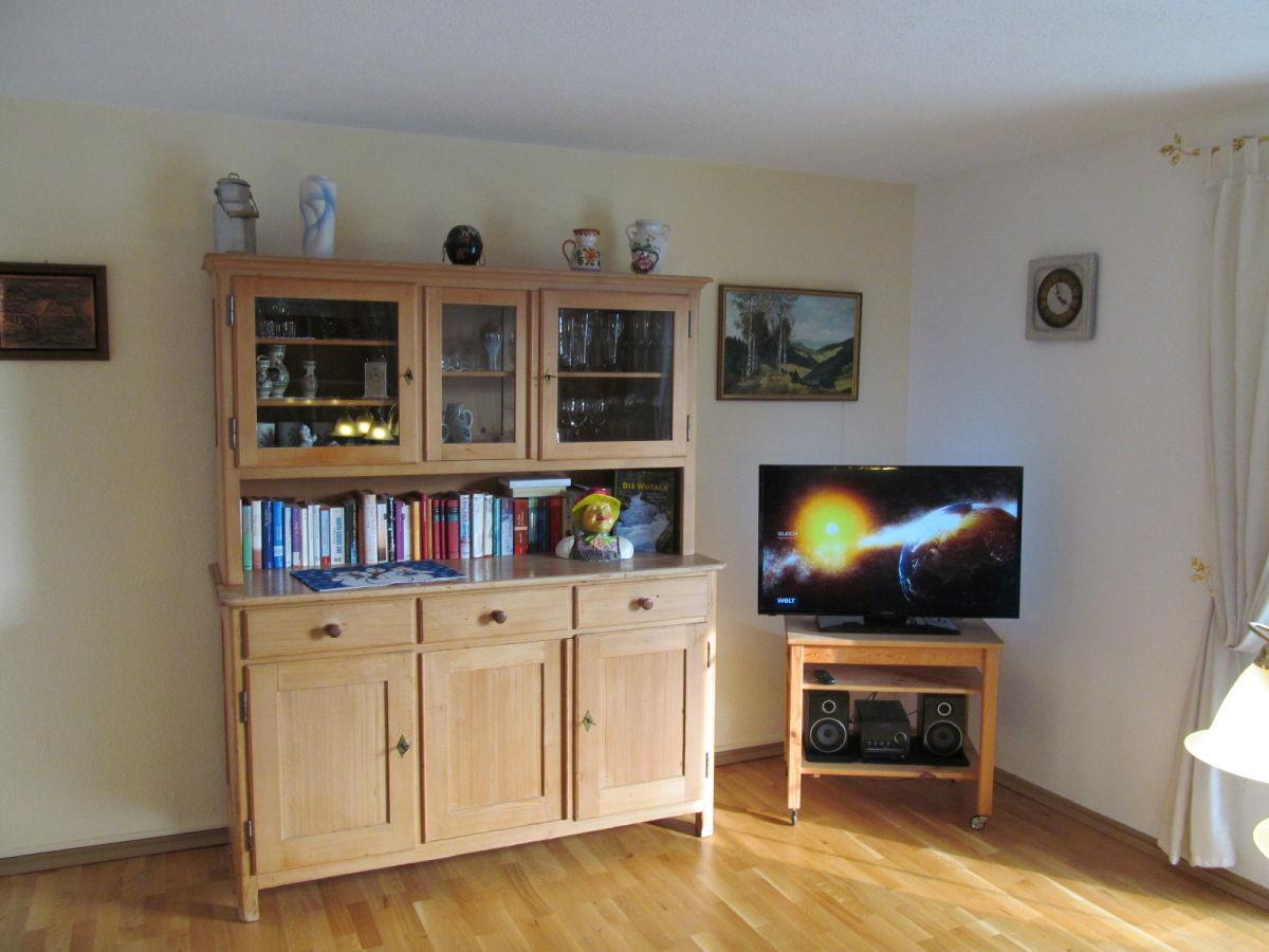 Ferienwohnung haus patricia hochschwarzwald familie for Nostalgie wohnzimmer