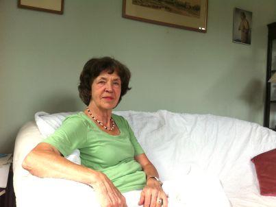 Ihr Gastgeber Ilse von Schönberg