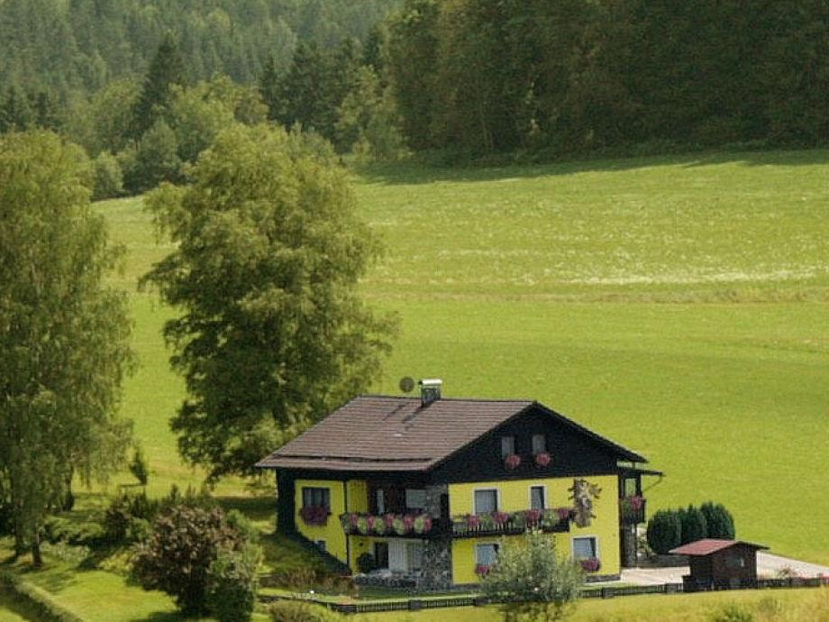 Mitten im bayerischen Grün