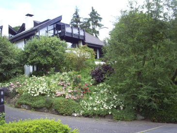 Holiday apartment Ferien im Kurgarten