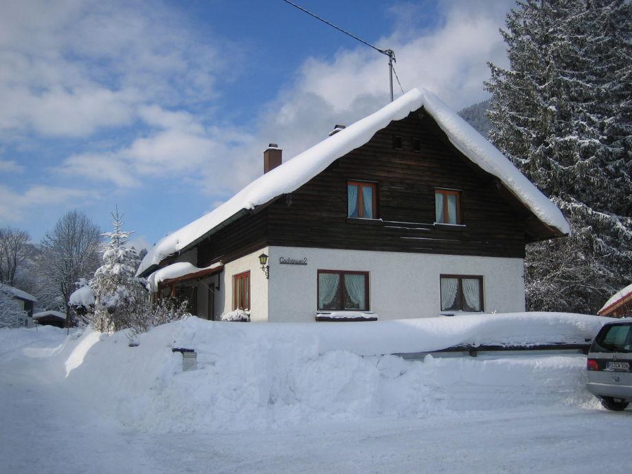 Winter im Gschön