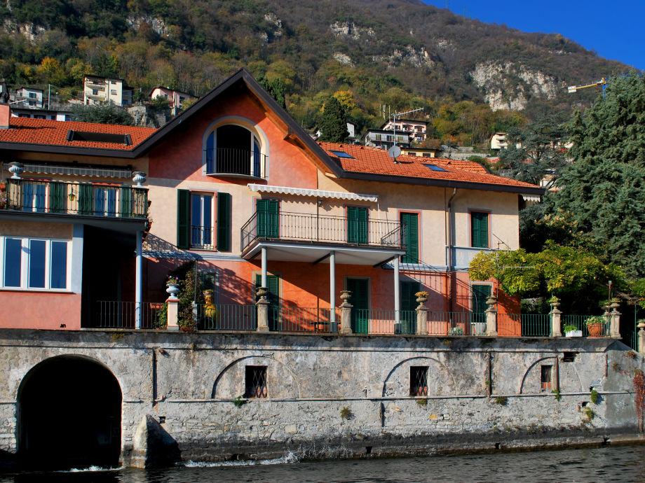 Außenaufnahme Penthouse Villa Gaia
