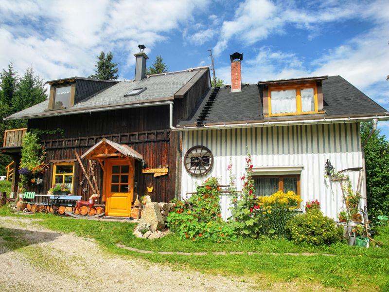 Ferienhaus auf dem Ferienhof Glöckner