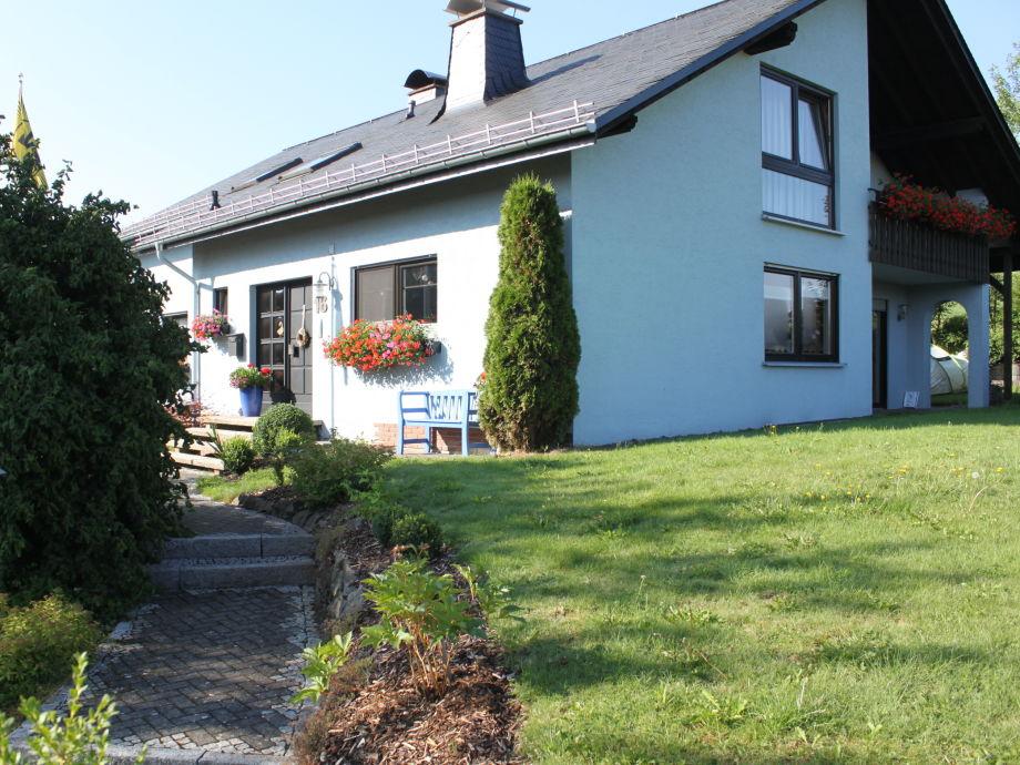 """""""Haus Friederike"""" - Außenansicht mit Eingang"""