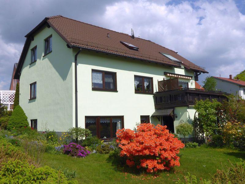 Holiday apartment Höhen-Ausblick