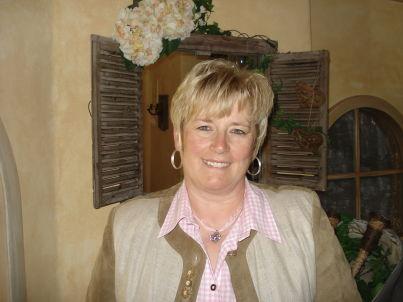 Your host Monika Pfeifhofer