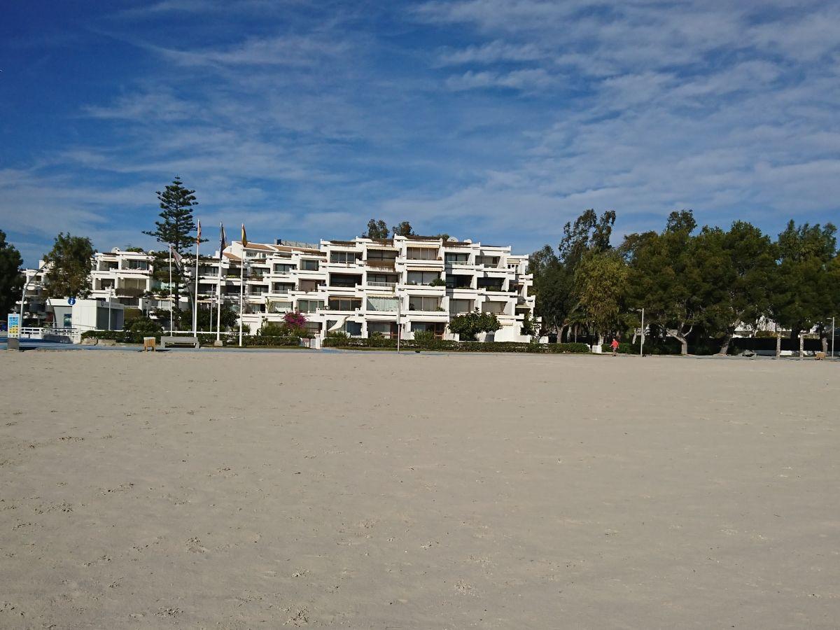 Ferienwohnung Alcudia Am Direkt Strand Mallorca Frau