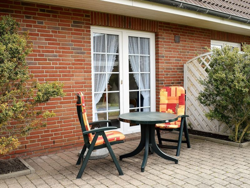 "Holiday apartment Föhr ""Haus Godewind"""