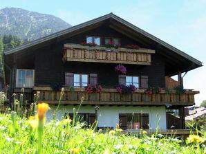 Ferienwohnung Am Roßbichlbach