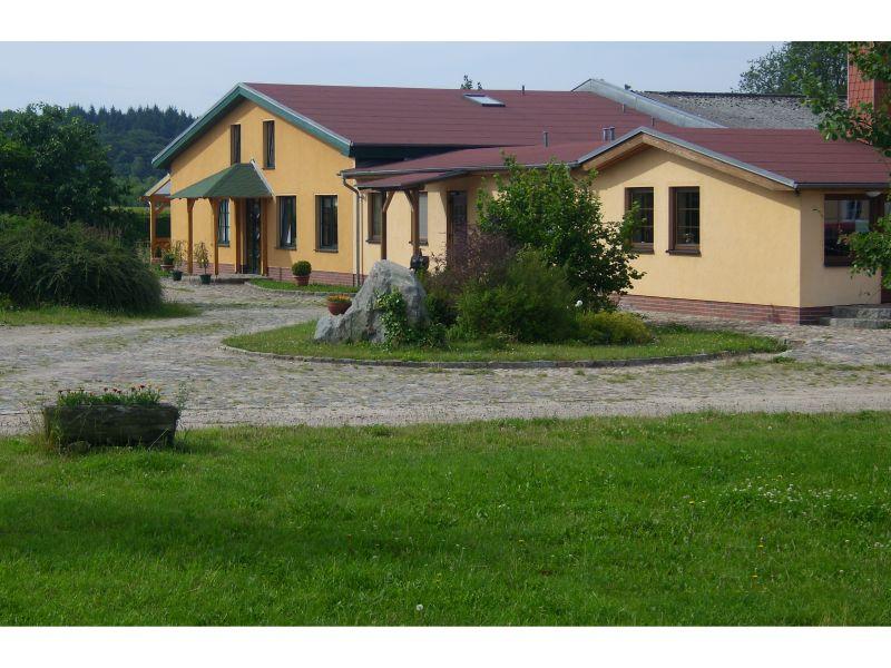 Ferienwohnung 1 auf dem Ferienbauernhof in Grünow
