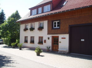 Holiday apartment Haus Möst