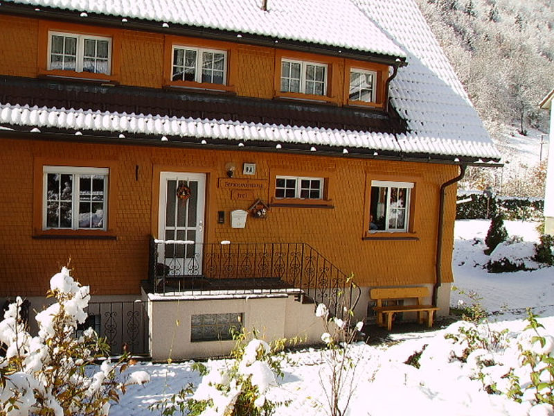 Holiday apartment Haus Hiller