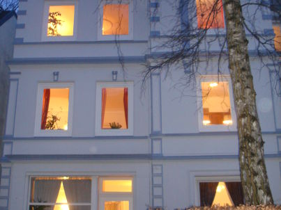 Alster City Garden Villa Apartment