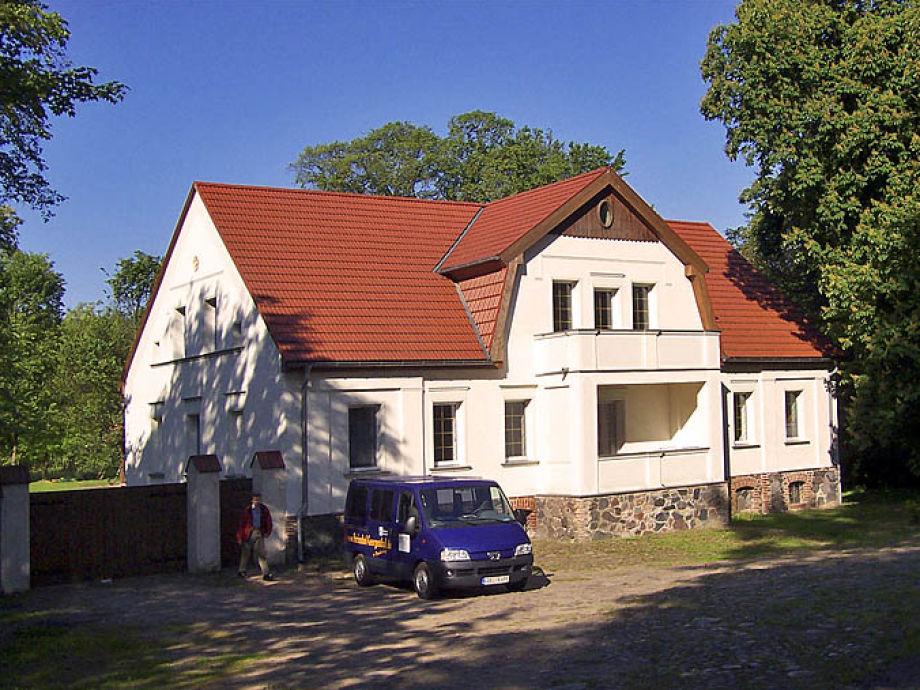 Haupthaus mit Fewo4+5