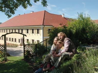 Ihr Gastgeber Josef und Monika Streißlberger