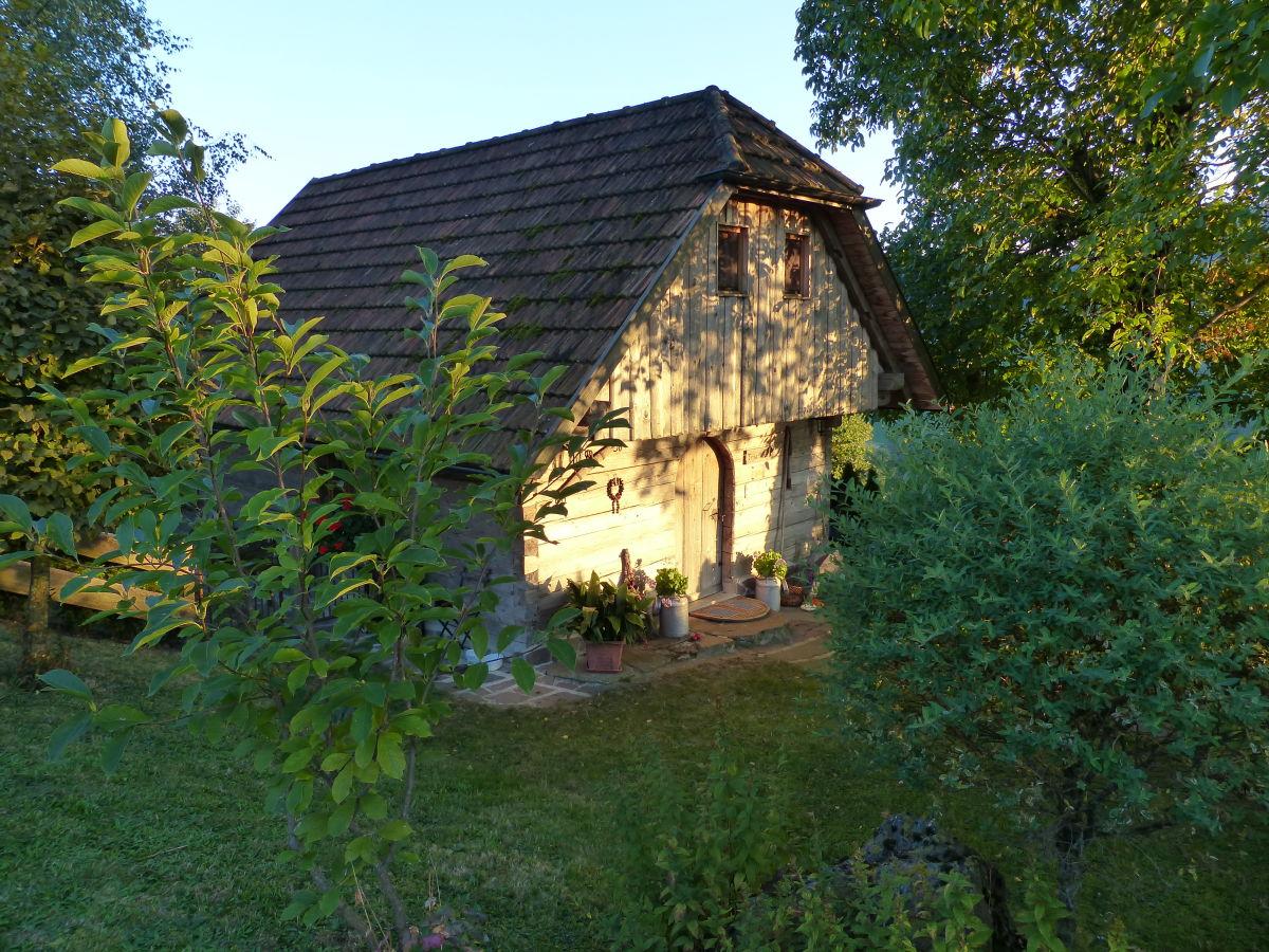 Holzhaus Troadkasten