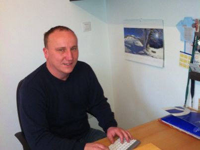 Ihr Gastgeber Oliver Bosnjak