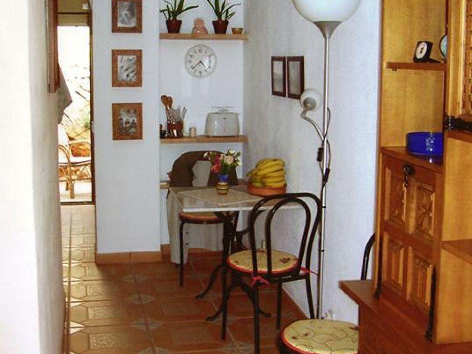 Ferienwohnung refugio mallorca cala ratjada die vermieter for Kleine essecke