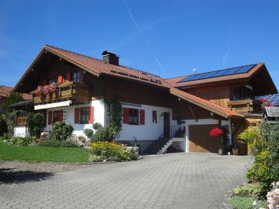 Schlossblick im Gästehaus Dodl