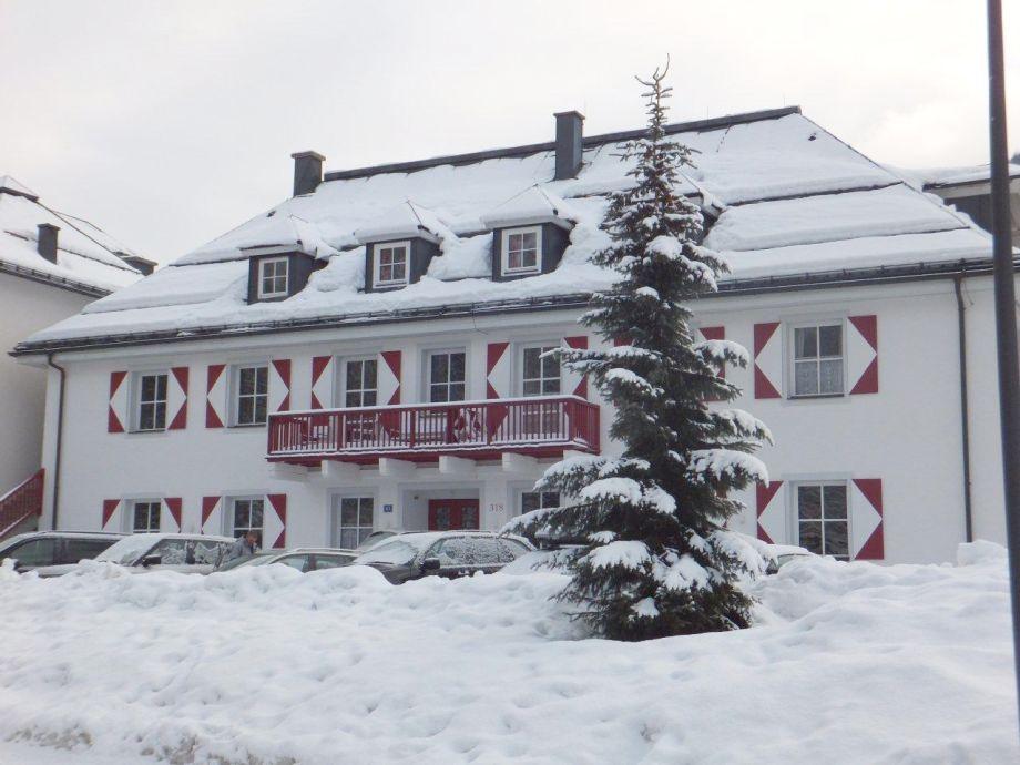Kitz Residenz im Winter