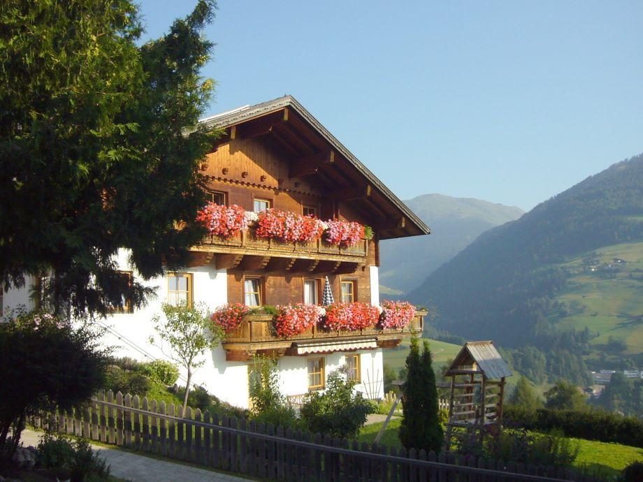 Summer at the Hattlerhof