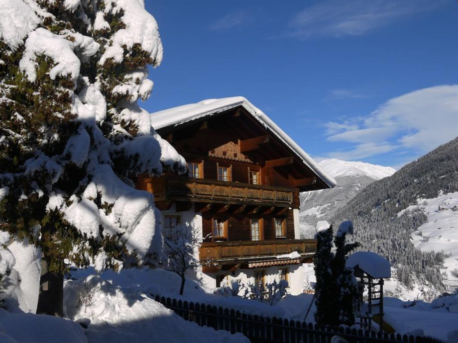 Winter am Hattlerhof