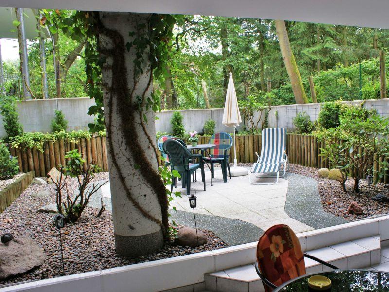 Ferienwohnung Villa Seepark Heringsdorf 2S