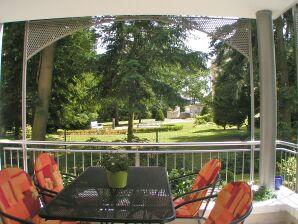 Ferienwohnung Villa Seepark Heringsdorf 3S