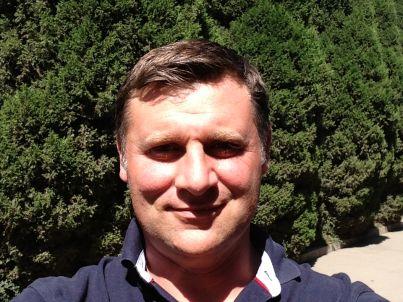 Your host Ingo Koch