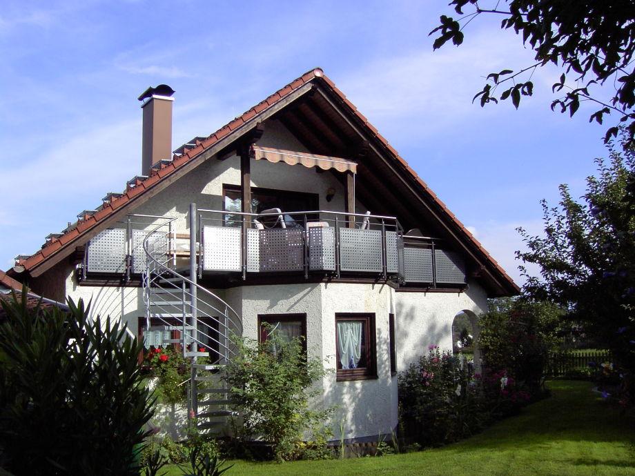 Gartenansicht Haus Speth