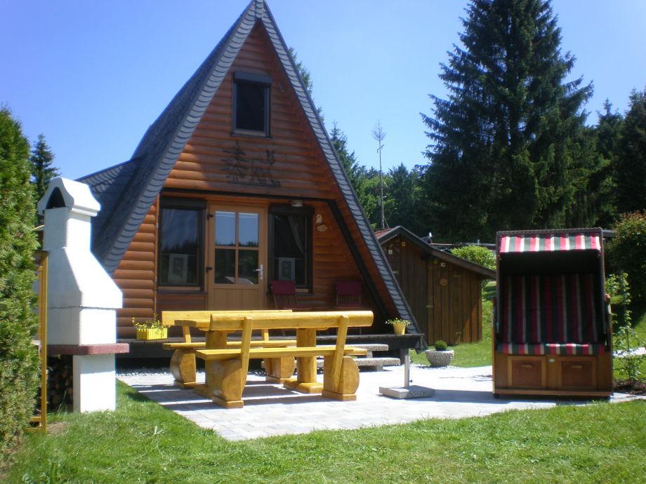 Haus Seeblick mit Terrasse