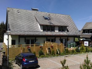 "Holiday apartment ""Tannenwichtel"" in the vacation-house Skoda"