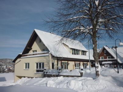"""Tannenwichtel"" in the vacation-house Skoda"