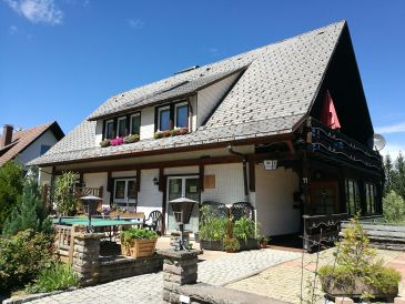 """Holiday apartment """"Tannenwichtel"""" in the vacation-house Skoda"""