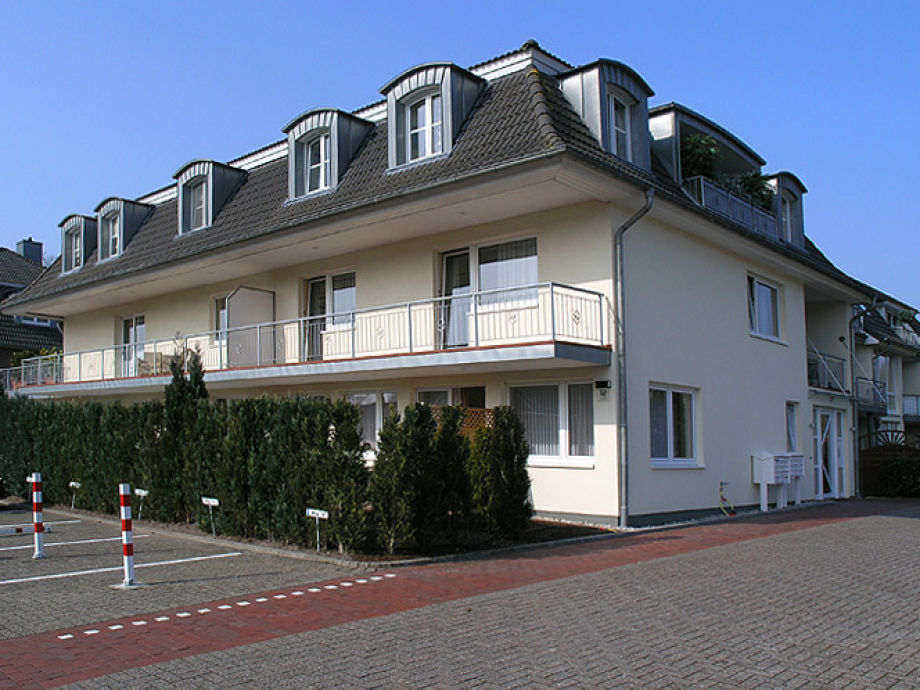 """Ferienwohnung in der """"Residenz zum Rosenteich"""""""
