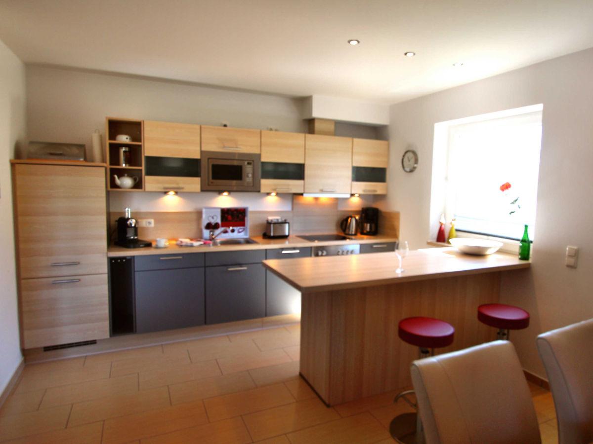 ferienwohnung villa h gel luxus og wohnung fleesensee. Black Bedroom Furniture Sets. Home Design Ideas