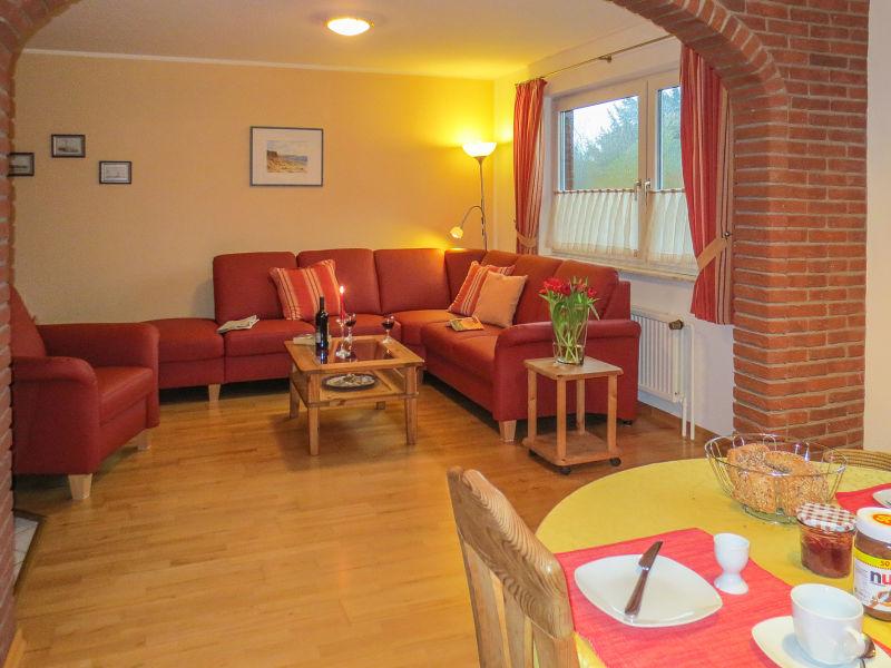 Holiday apartment Ferienhaus Lucke Wohnung 1