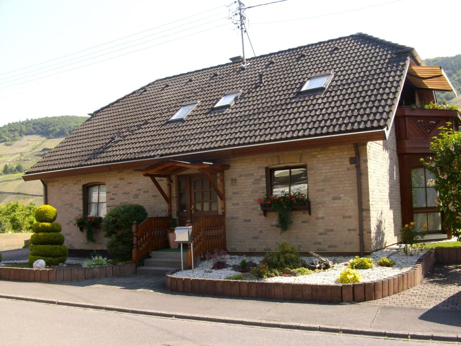 Außenaufnahme View to Moselle