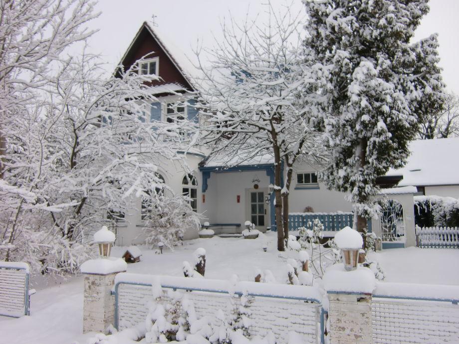 Tuskulum im Winter