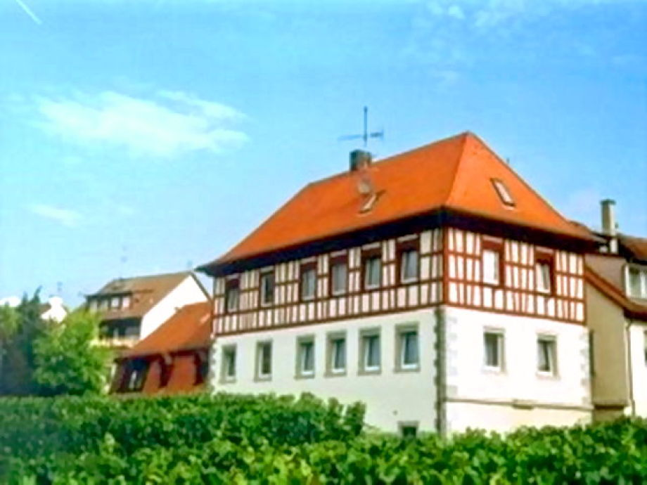 Haus Gnädinger - ruhig und zentral gelegen