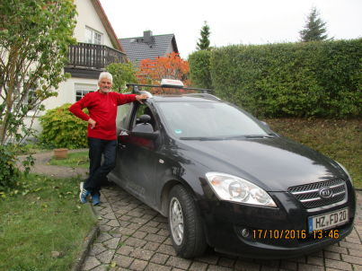 Ihr Gastgeber Horst Denecke