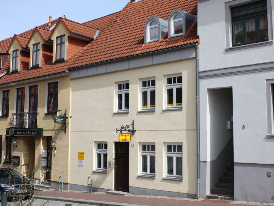 Blick von der Mühlenstraße