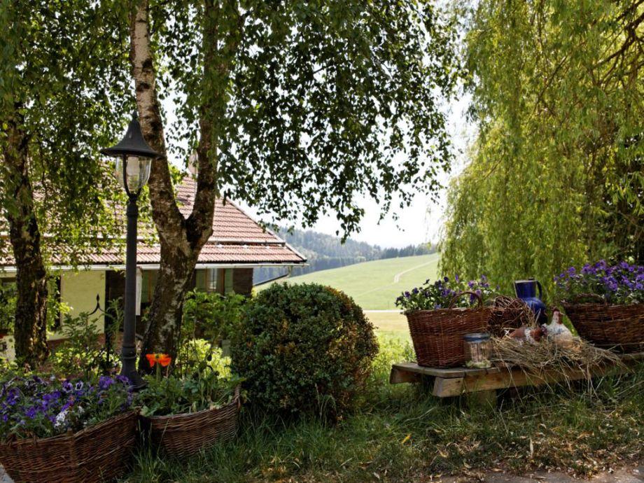 Ferienhaus alter hof bayerischer wald frau grit braitinger for Garten und deko