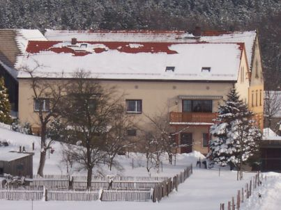 Pension Hilbenz Dachgeschoss
